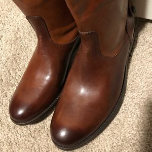 Frye Shoes - Frye Tall Boots, size 8
